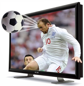 3d led televisie