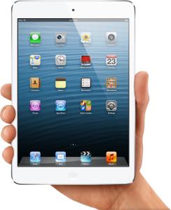 iPad kado